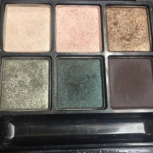 MAC LE Palette - Packed to Go 6 Warm Smoky Eyes